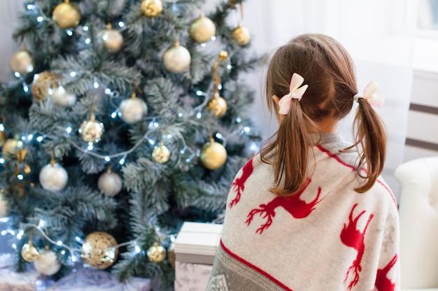 お祝い、クリスマス、新年、冬の時間、休日、サンタクロース、子供時代、夢