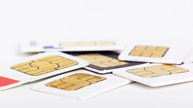 Cellphone call sim cell card cellular