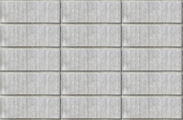Cement brick block design surface texture fence wall background.