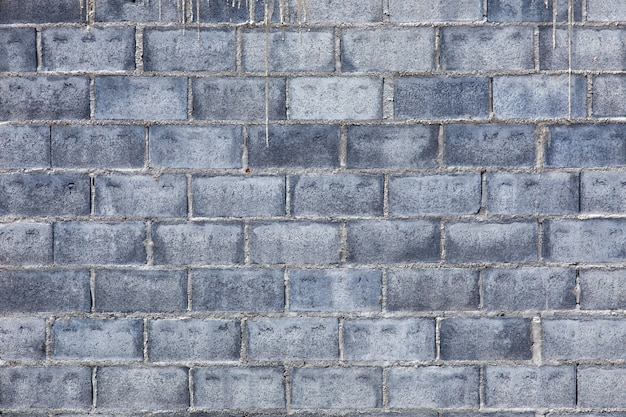 Cement brick wall texture background