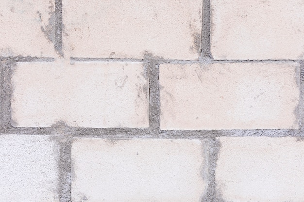 Cement and bricks surface