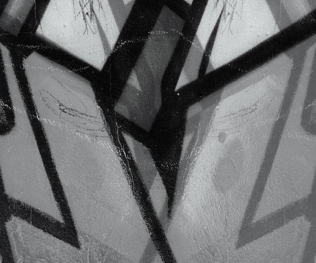 Цементный гранж-огорченный пятнистый край