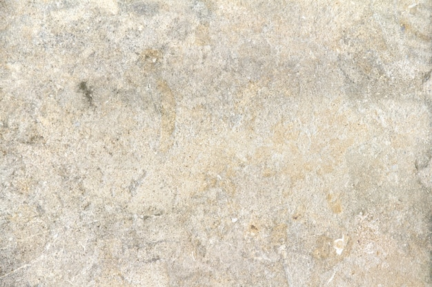 Cement surface with slight stains