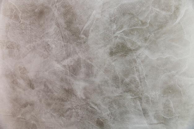 滑らかな外観のセメント壁
