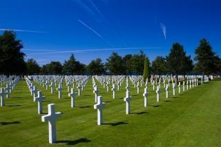 Кладбище военных