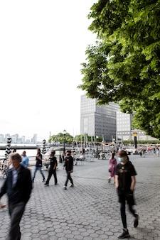 도시 구성의 인구 조사 정보