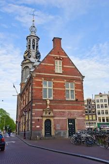 Munt 타워, 네덜란드 암스테르담 센터