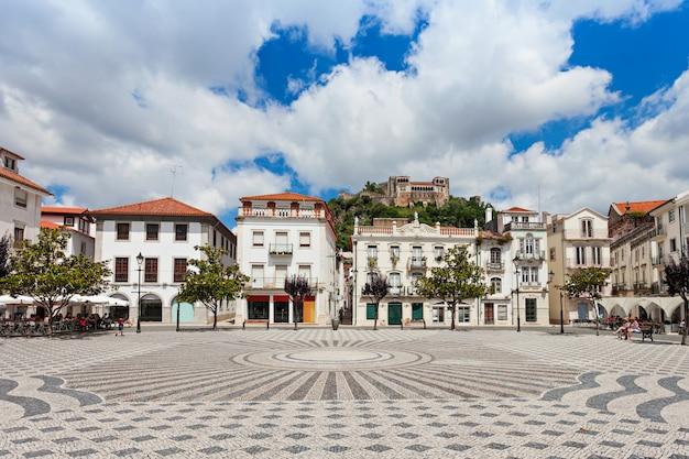 Central square, leiria