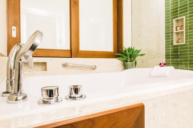Керамический дом фарфора ванна современный