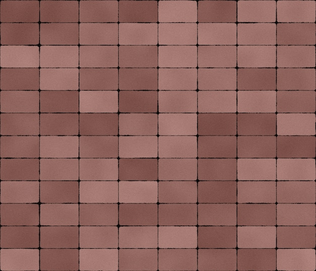 Ceramic tiles beige mosaic pattern