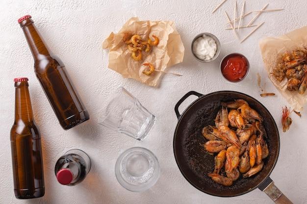 Севиче, рецепт, день благодарения, севиче из креветок, коктейль из креветок, кокосовые креветки, креветки темпура