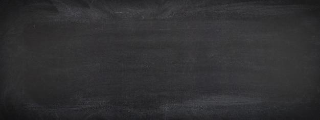 Chalk rubbed out on blackboard, blank chalkboard background