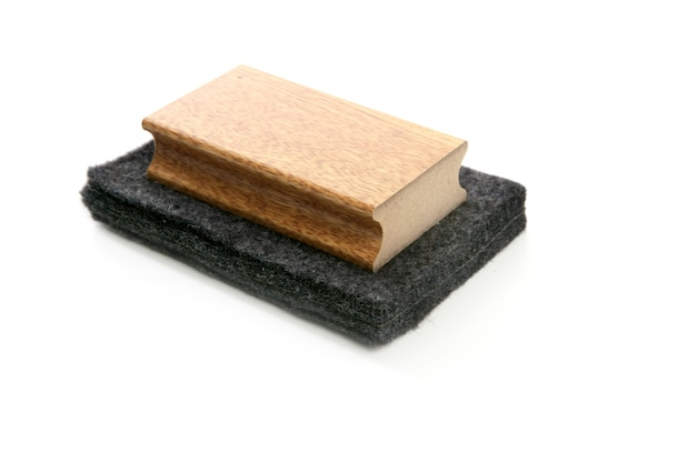 Chalkboard cleaner sponge for blackboard chalk