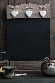 Chalkboard for your text