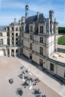 The chambord castle