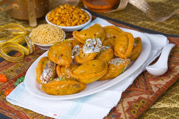 Chandrakala sweet