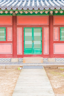 창덕궁 서울, 한국의 아름다운 전통 건축