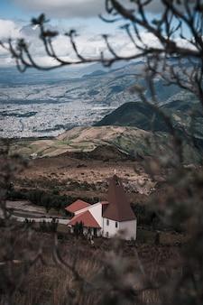 Часовня в горах