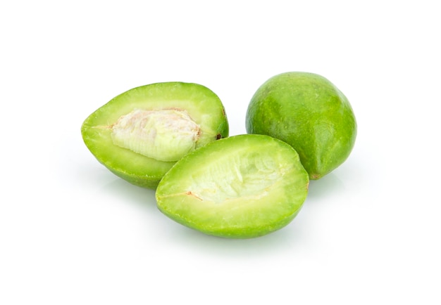 Chebulicミロバラン、ミロランウッド(terminalia chebula retz。)果物、薬効。