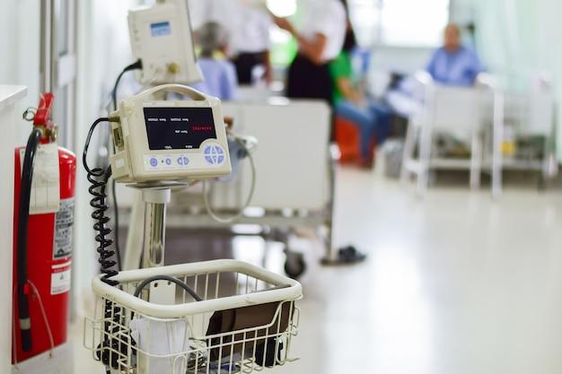Check up blood pressure meter pulse gauge medical treatment