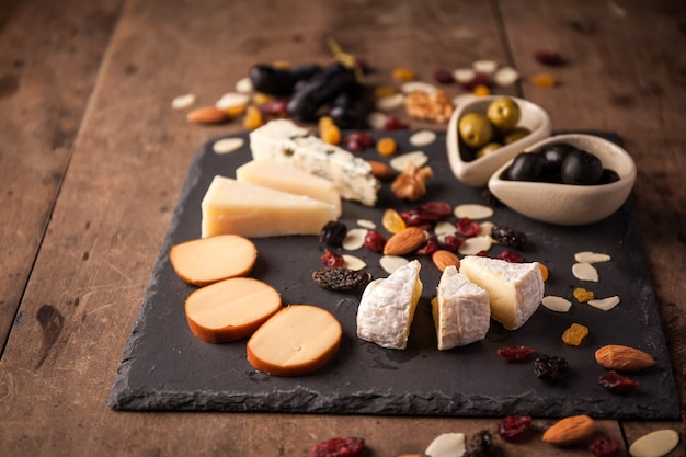 치즈와 냉햄