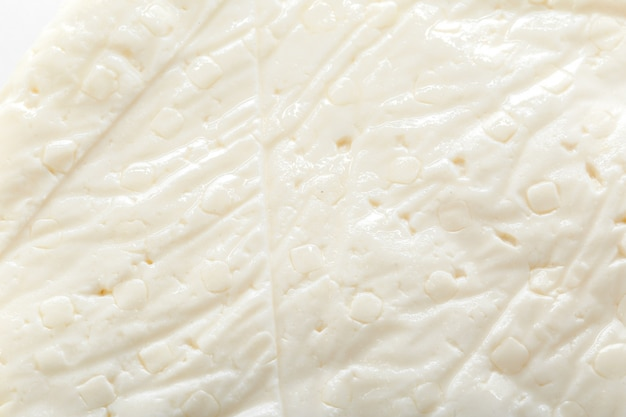 Cheese close up background