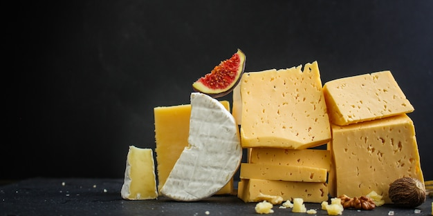 Cheese different types