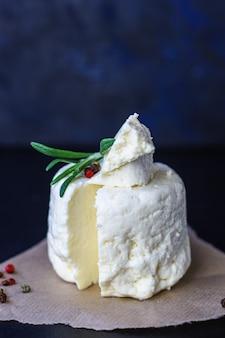 부드러운 치즈 절임