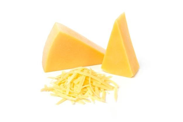 치즈는 흰색 절연입니다.