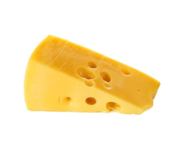 치즈 흰색 절연