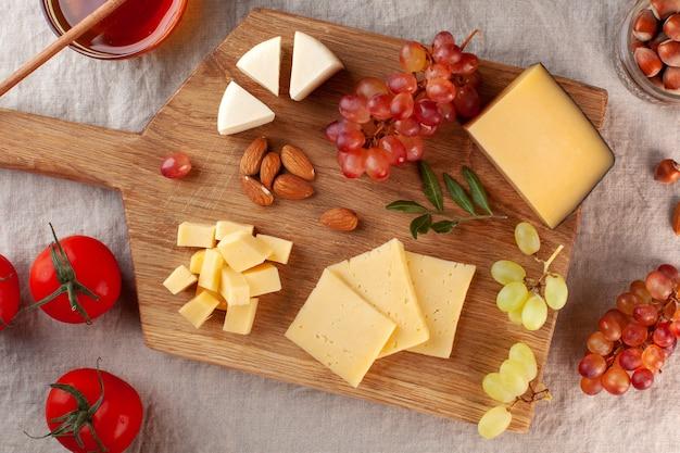 치즈 플레이트