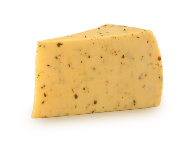 スパイスとチーズ