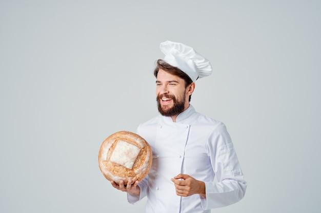 シェフレストランによるサービス料理業界の提供
