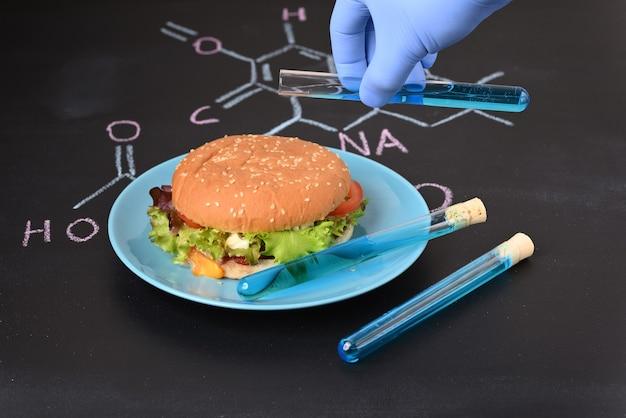 Химические добавки и краски в пище