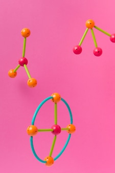 化学元素配置静物