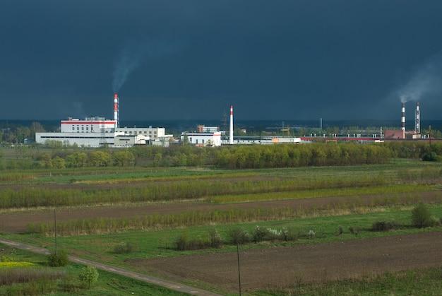 Impianto chimico