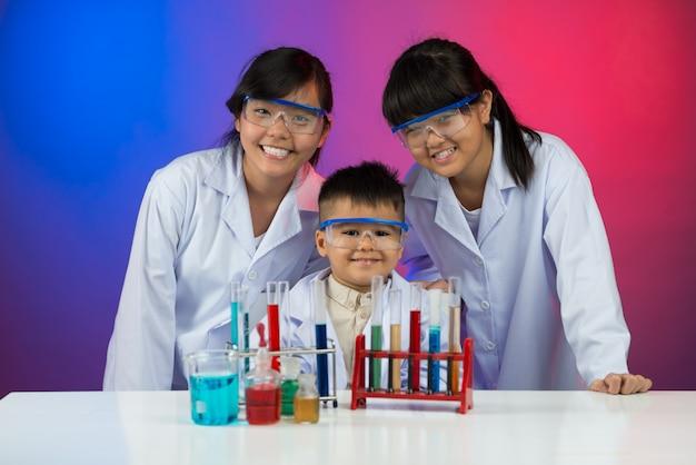 Chemistry amateur club