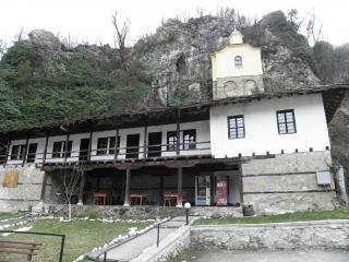 Cherepichの修道院、古い