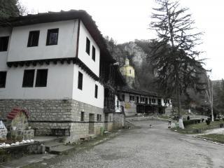 Cherepich修道院