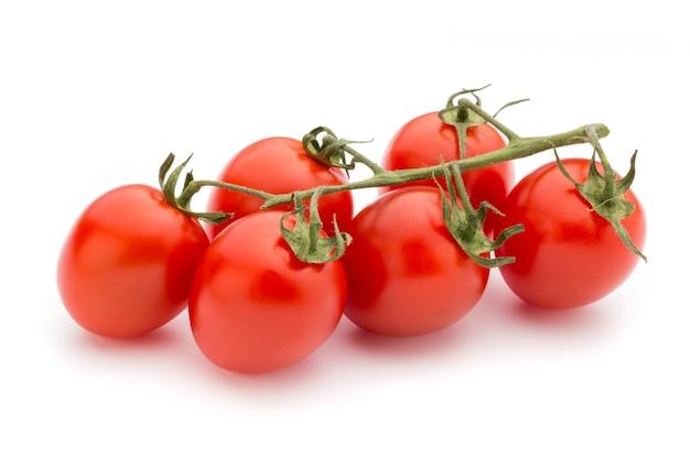 チェリートマト。 3つのチェリートマト。
