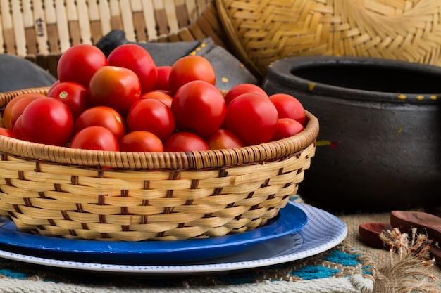 방울 토마토