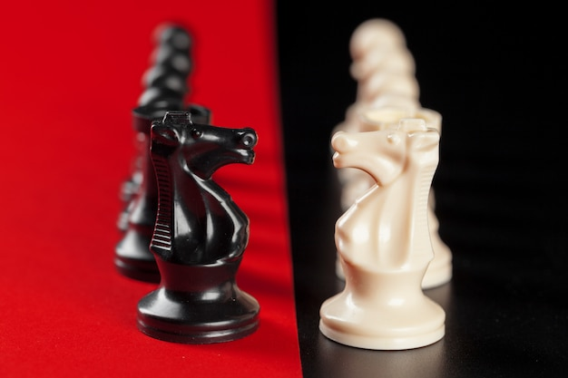 Chess business success
