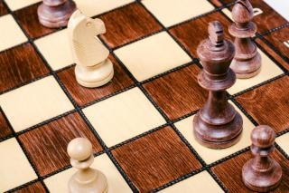 Chess, competition, board