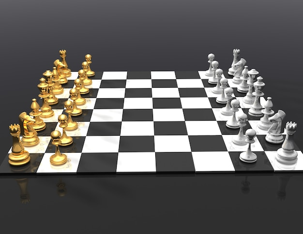 Шахматная концепция