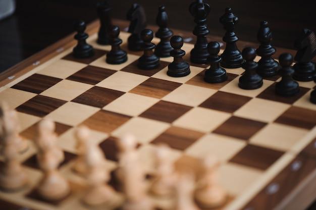 チェスゲーム盤