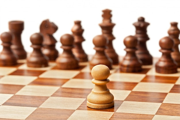 Chess - one agains all