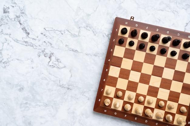 Шахматы онлайн и стратегия бизнеса сверху