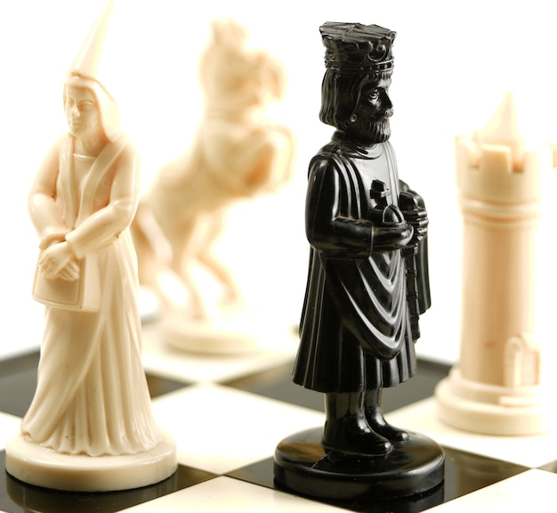 Chess table board