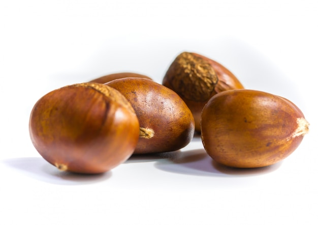 The chestnuts