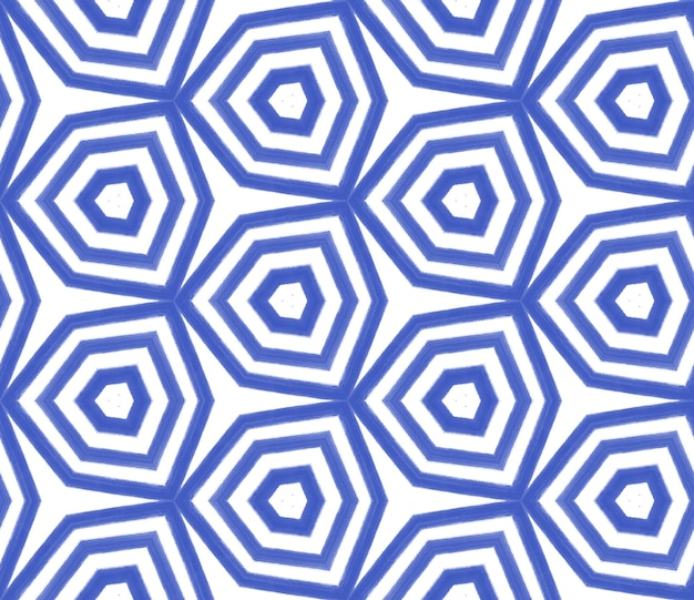 Дизайн полос шеврона. индиго симметричный калейдоскоп фон. текстиль готов изумительный принт, ткань купальников, обои, упаковка. геометрический узор полосы шеврон.